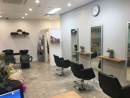 Hair and Beauty Salon FOR SALE !