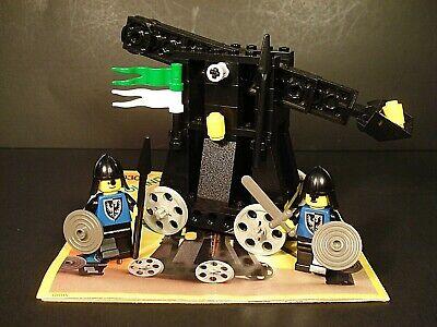 LEGO System Knights 6030 Catapult w/Plans 1984 Vintage Samsonite Set