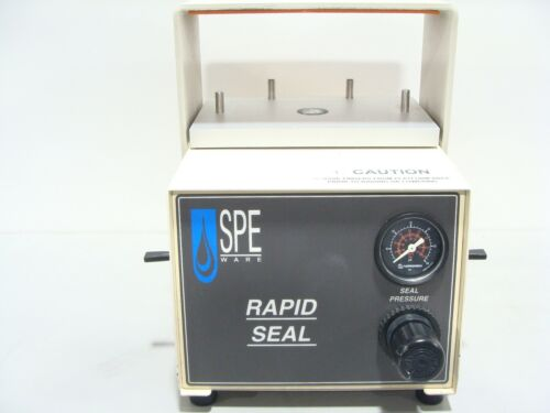 SPEWare Rapid Seal Lab Liquid Handler Microplate Sealer