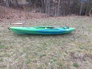 Two Pelican Esprit 100 kayak, 10ft