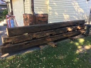 Hand Hewn Barn Beam $25/ft