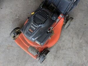 Airens lawn mower with Kohler engine.