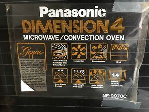 Micro ondes & Convection Ultra Performant