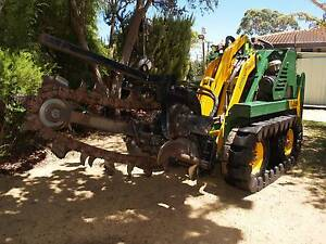 MINI LOADER TRENCHER SWAP Rockingham Rockingham Area Preview