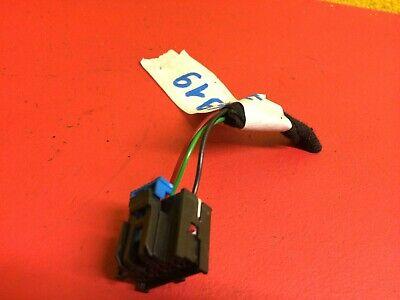 2007 Saab 9-3 06-2010 1.9 TiD 150 Radio Tuner Receiver Module Plug NextDay#16919 segunda mano  Embacar hacia Spain