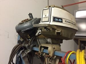 Chrysler and elto outboards for parts