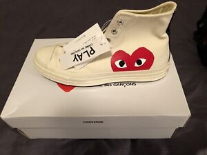 CDG Converse Mens US 9 Mill Park Whittlesea Area Preview