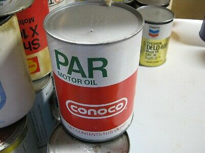 VINTAGE OIL CAN COLLECTION SELL OUT FREE SHIPPING Conoco #2