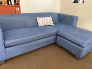 Sofa Modular 3 Seats (Blue)