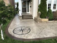 Interlock and  Stamped Concrete Sealing Services