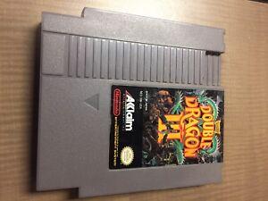 Double Dragon 3, Nintendo, great shape