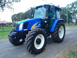 Late Model 2012 NEW HOLLAND T5040 4x4 Farm Tractor Austral Liverpool Area Preview