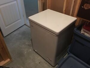 Danby 3.8 cu ft chest freezer.