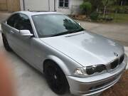 2001 BMW 325Ci  E46 Coupe Manual Northbridge Willoughby Area Preview