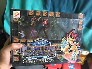 Yu-Gi-Oh! Dungeon Dice Monsters (INCOMPLETE)