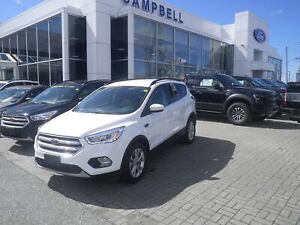 2018 Ford Escape SEL Former Campbell's Service Loaner