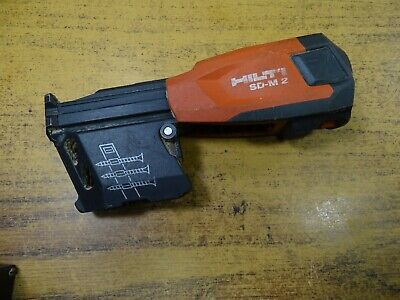 Hilti Sd-m2 Screw Magazine 2208485 Used In Good Shape Without Driver Bit