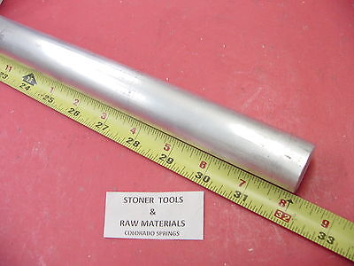 1-18 Aluminum 6061 Round Rod 32 Long T6511 Solid 1.125 Diameter Bar Stock