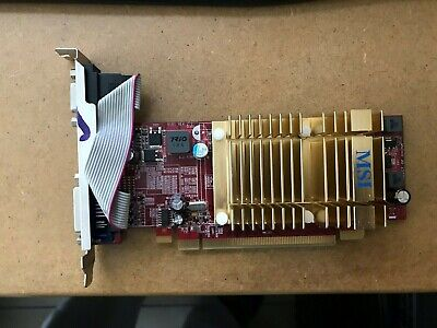 Msi Ati Radeon 4350 512mb Passive VGA/DVIHDMI
