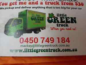 """NEED HELP???  CALL  """"THE LITTLE GREEN TRUCK!!! Mackay Mackay City Preview"""