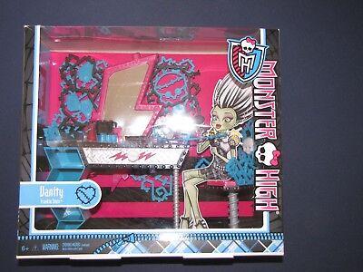 Monster High Frankie Stein Room Decor Vanity Set **** FREE SHIPPING******