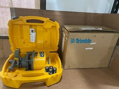 Trimble Spectra Precision Ll500 Rotary Laser Level W Hl700 Receiver New