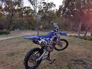 2011 yz250f Stanthorpe Southern Downs Preview