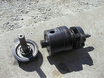 Ford 881 800 Tractor Rear Original Select O Speed Transmission Pack