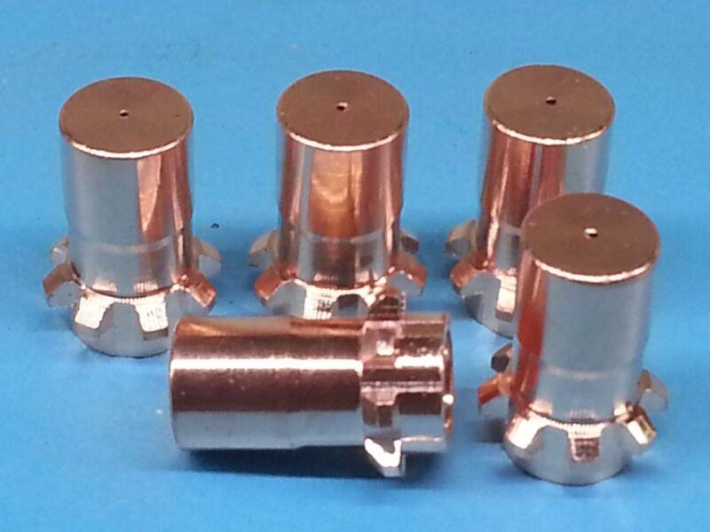 5pc KP2062-2B1 Plasma Nozzles 0.043 for Lincoln Electric ProCut™ 20/55/80 PCT-80