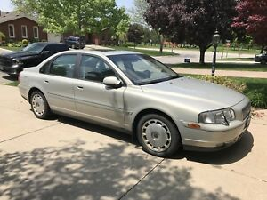 2003 Volvo S80 for sale $750.00