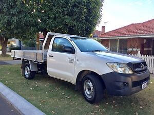 2010 Hilux Workmate Ute. Claremont Nedlands Area Preview
