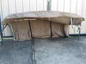 Boat canopy s steel frame Taigum Brisbane North East Preview