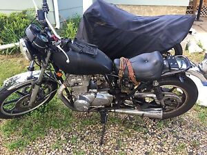 1981 Kawasaki 440LTD