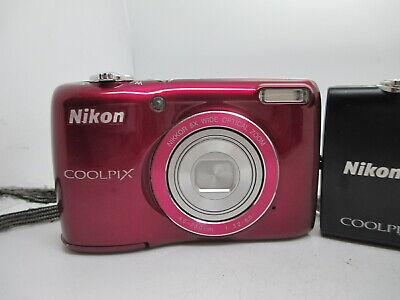 Lot of 3 Nikon Coolpix L26 16.1 MP Digital Camera Kodak M853 and Nikon S2500  Kodak Nikon Coolpix
