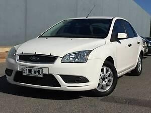 2007 Ford Focus Sedan AUTO 117xxx Kms $6990 ! Pooraka Salisbury Area Preview