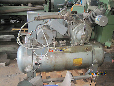 Ingersoll Rand 10hp Compressor