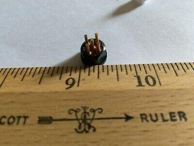Augat Ic Sockets Transistor Socket 5 Pin Brown