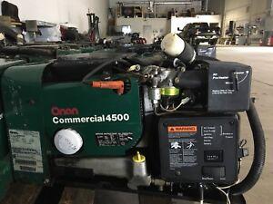 GENERATOR ONAN 4500w commercial