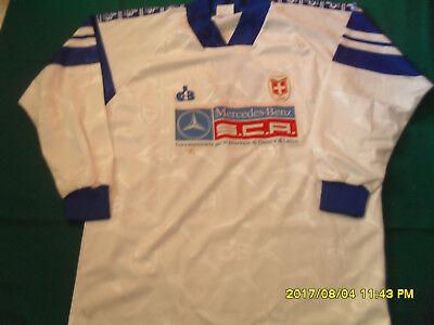 Como 1907 match worn maglia calcio indossata football shirt devis image