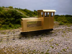 009 Etched Brass Locomotive Bodyshell to fit the  Kato 11-103 chassis