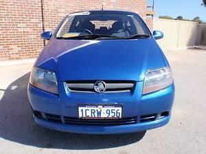 2007 Holden Barina Hatchback Victoria Park Victoria Park Area Preview