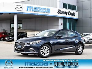 2015 Mazda Mazda3 GS Rear Cam Keyless Alloy Cruise