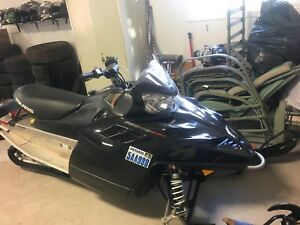 2010 550 Polaris iq shift