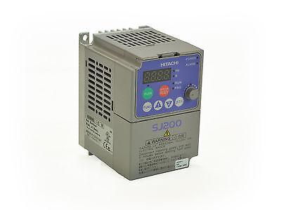7.5hp 460v 3-phase Hitachi Sj200 Vfd Inverter Drive Sj200-055hfu Sj200055hfu