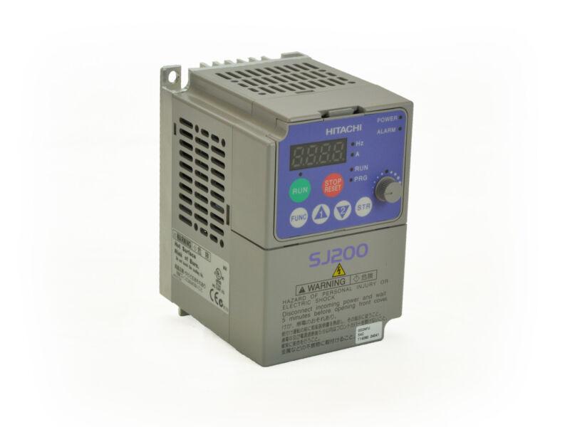 7.5HP 460V 3-Phase Hitachi SJ200 VFD, Inverter, Drive SJ200-055HFU SJ200055HFU