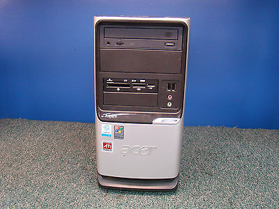 ACER ASPIRE T650 TOWER PC INTEL CELERON D 2.8 2GB TESTED  FEDEX SHIPPING in USA
