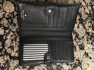 Kate Spade Wallet - Leather