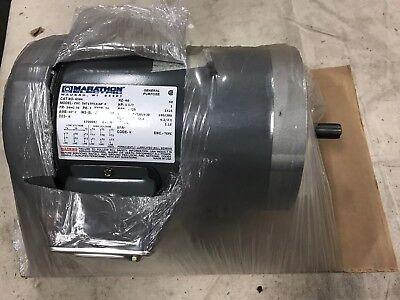Marathon 56t17f5316 12 Hp 1 Phase 1725 Rpm 56hc Frame Motor