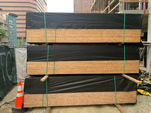 "Scaffolding Planks Laminated  OSHA Approved 1.5""x9.25""x10"
