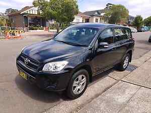 2012 Toyota Rav4, 4x4 Auto, Logbooks, 6 Month Rego Wiley Park Canterbury Area Preview